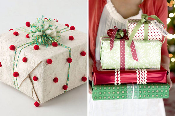 Christmas Gift Wrap Ideas  Present Perfect Christmas Gift Wrapping Ideas