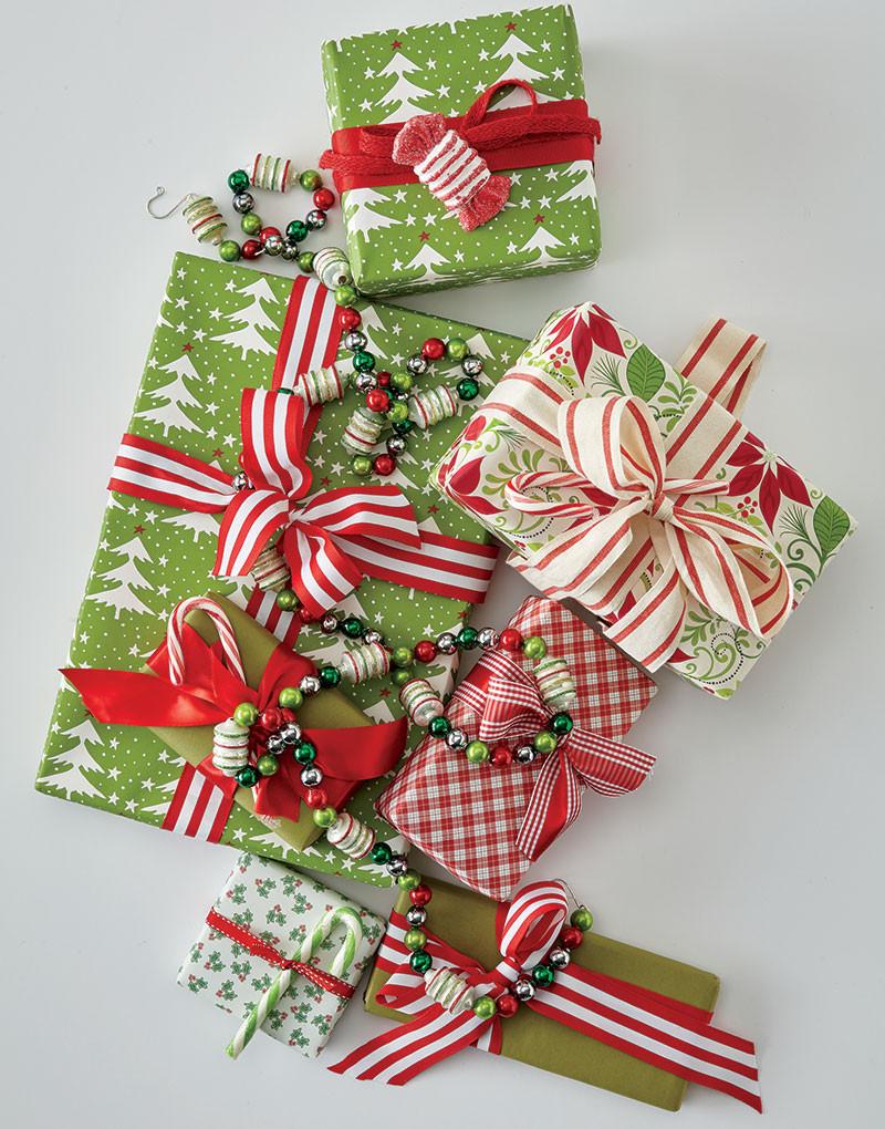 Christmas Gift Wrap Ideas  Christmas Gift Wrapping Ideas