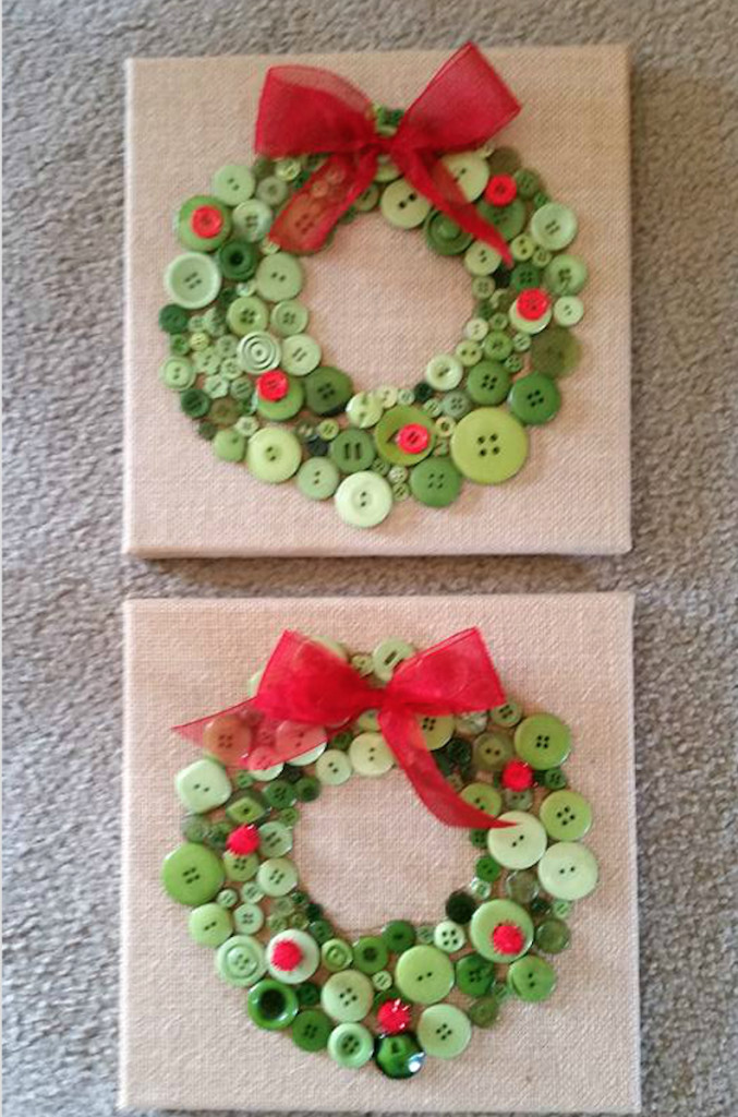 Christmas Homemade Craft  DIY Christmas Craft Ideas A Little Craft In Your Day