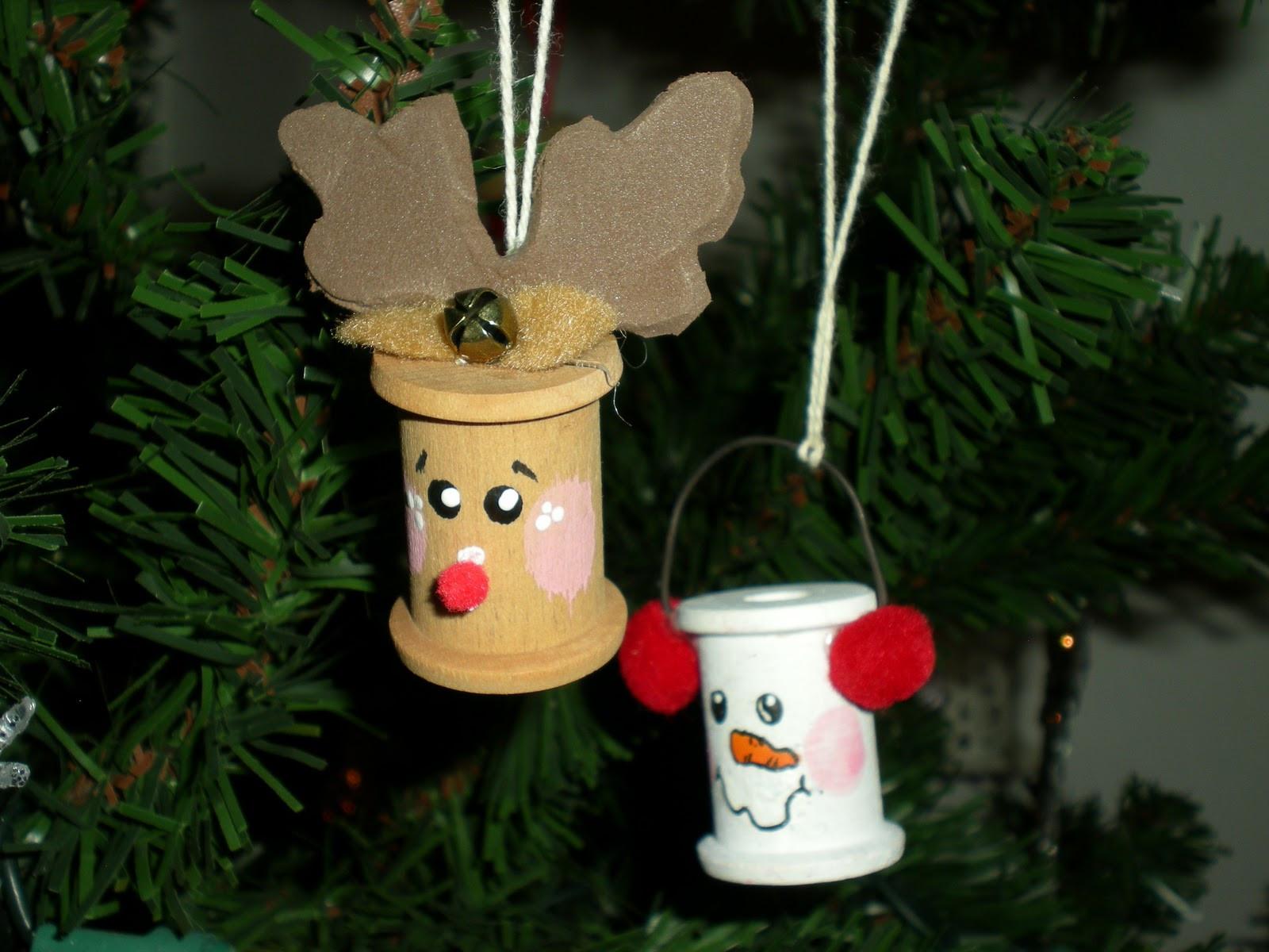 Christmas Homemade Craft  25 days of Christmas crafts DAY 5 Homemade Christmas