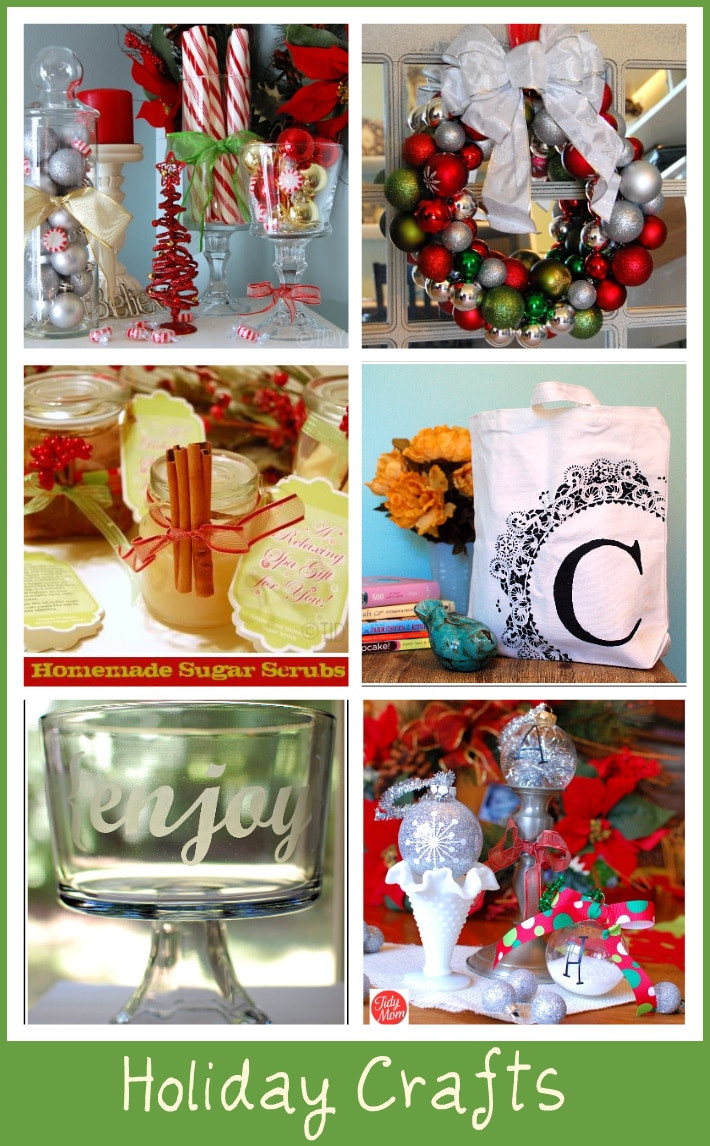 Christmas Homemade Craft  Delicious Edible Gift Food Present and Holiday Craft Ideas