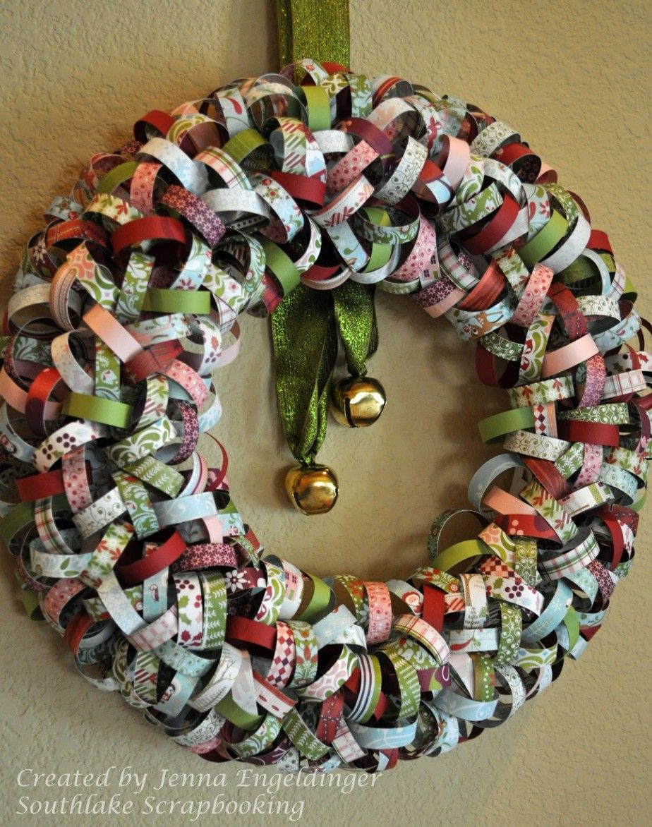 Christmas Homemade Craft  Accessories and Furniture Inspiring Handmade Paper Crafts