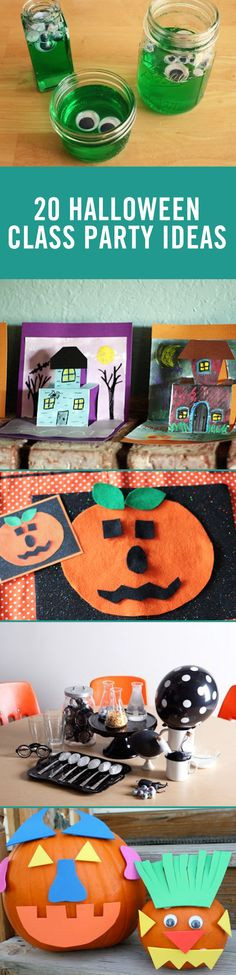 Classroom Halloween Party Ideas  30 Awesome Halloween Games for Kids