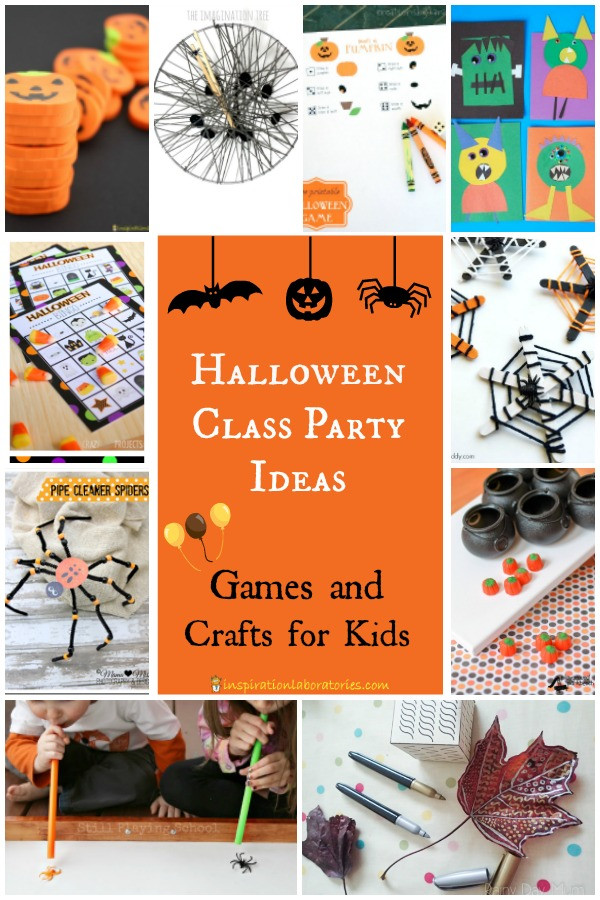 Classroom Halloween Party Ideas  Classroom Halloween Party Ideas