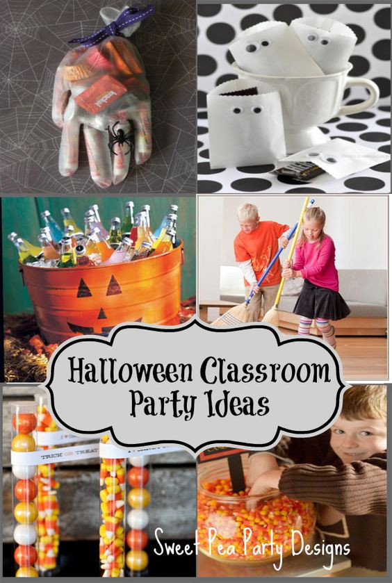 Classroom Halloween Party Ideas  Halloween Classroom Party Ideas Games and Treats