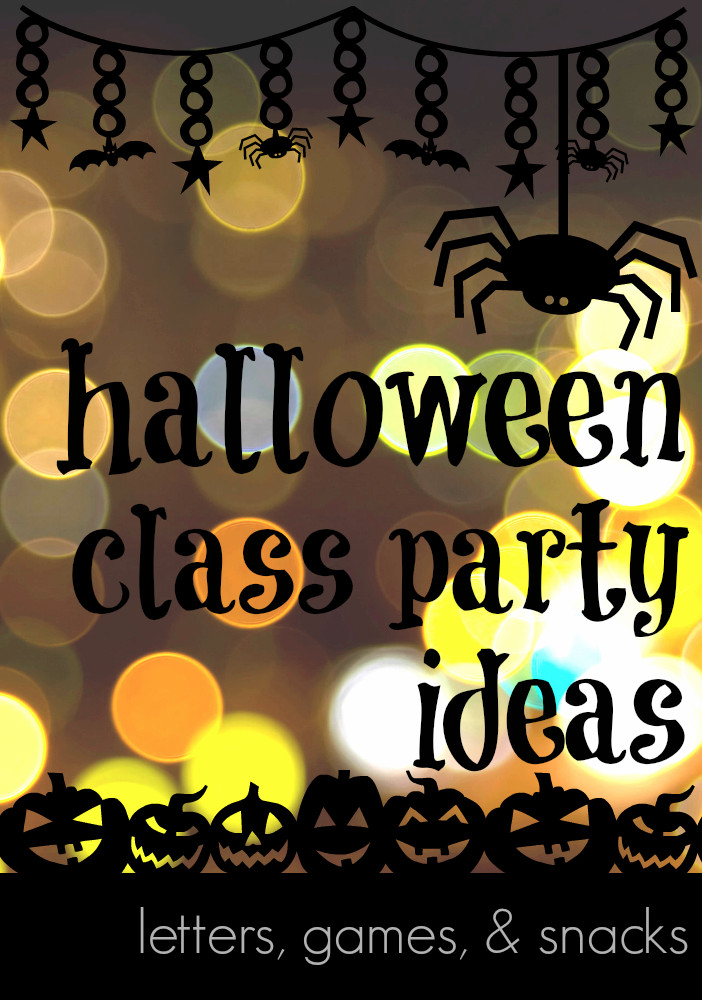 Classroom Halloween Party Ideas  halloween class party ideas help for classroom parents