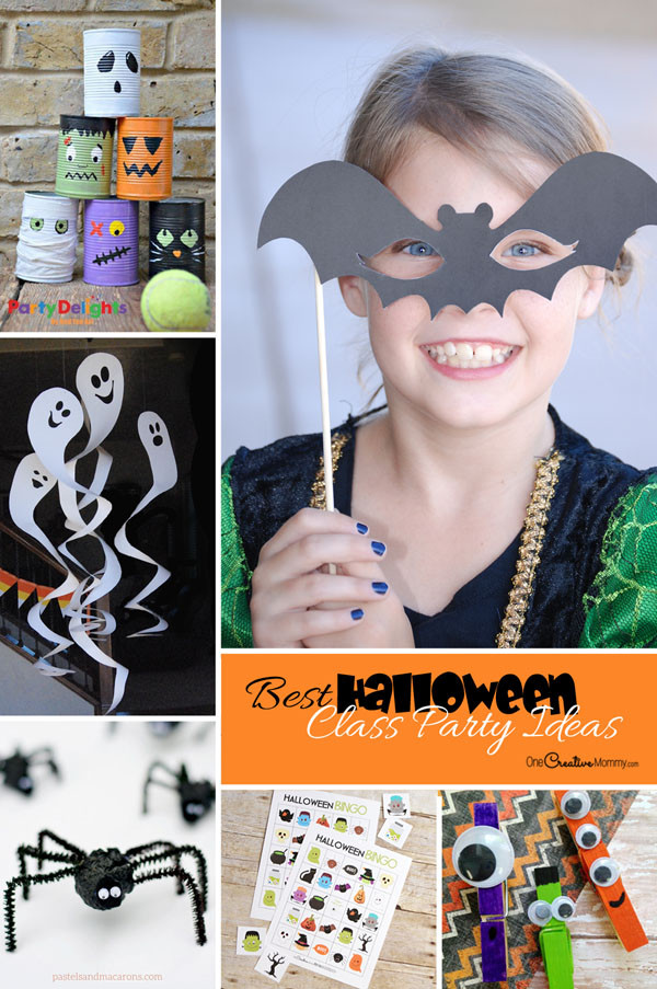 Classroom Halloween Party Ideas  Amaze the kids with the best Halloween class party ideas