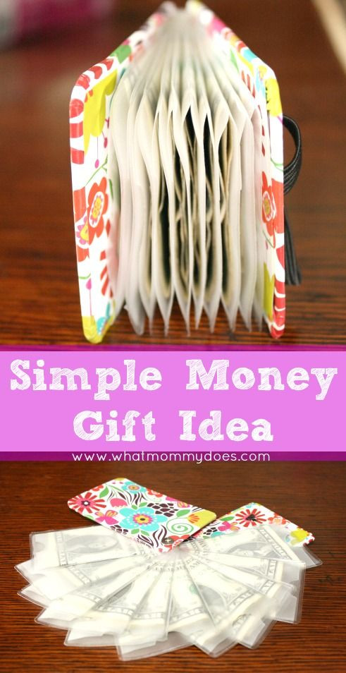 Clever Birthday Gifts  Cute & Creative Money Gift Idea