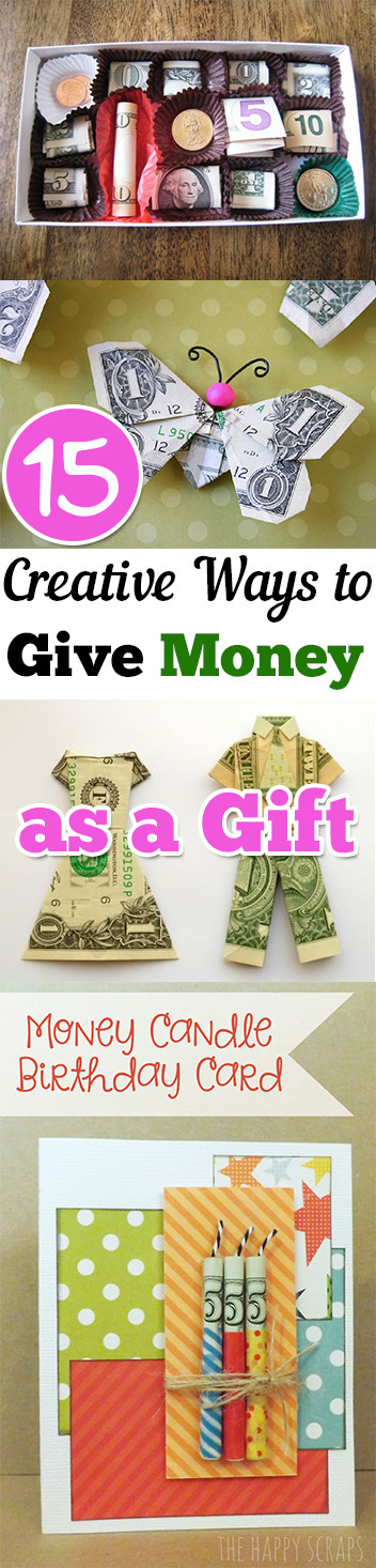 Clever Birthday Gifts  15 Creative Ways to Give Money as a Gift – Page 12 of 16
