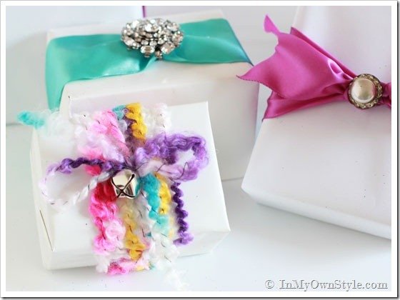 Clever Birthday Gifts  Wrapping Presents In Elegant Ease