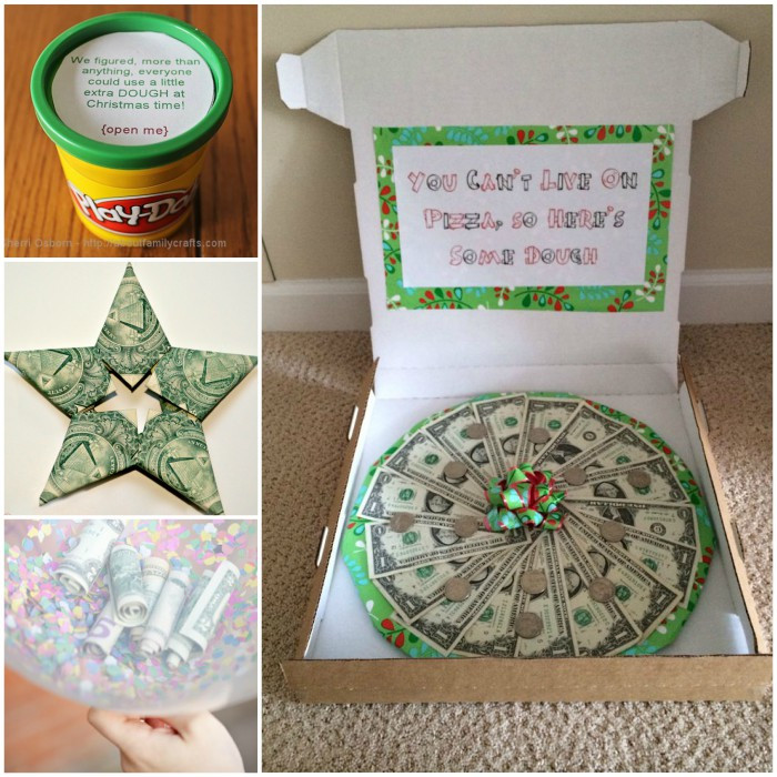 Clever Birthday Gifts  17 Insanely Clever Possibly Annoying Ways to Give Money