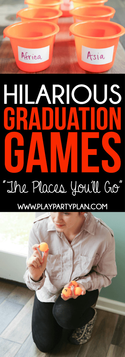 College Graduation Party Ideas For Adults  Hilarious Graduation Party Games You Have to Play This Year