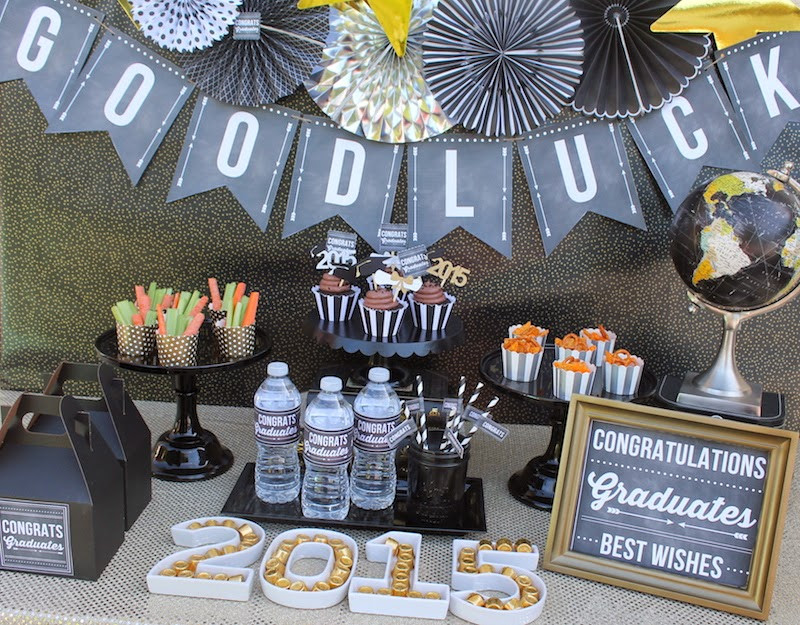 College Graduation Party Ideas For Adults  Graduation Party Ideas Hoopla Events