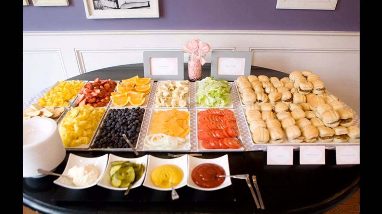 College Graduation Party Ideas For Adults  Awesome Graduation party food ideas