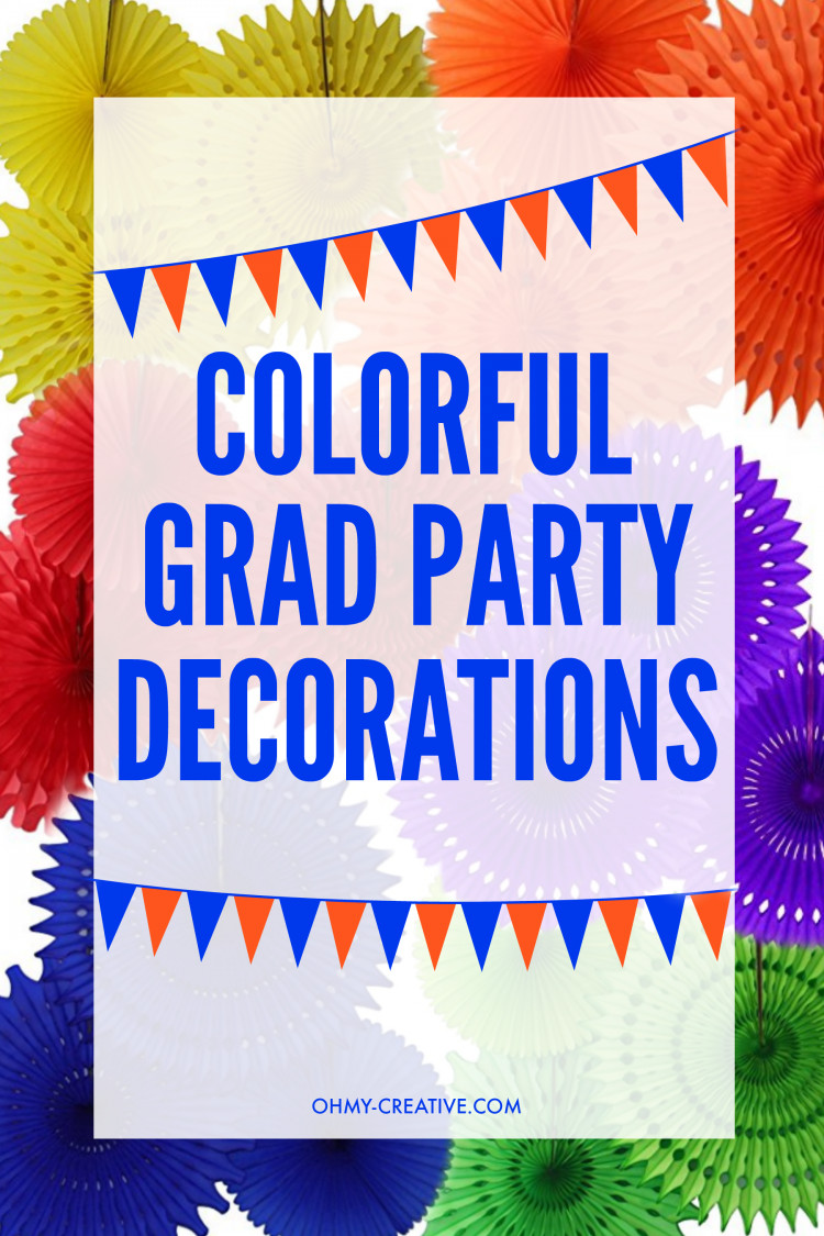College Graduation Party Ideas For Her  25 Graduation Party Themes Ideas and Printables