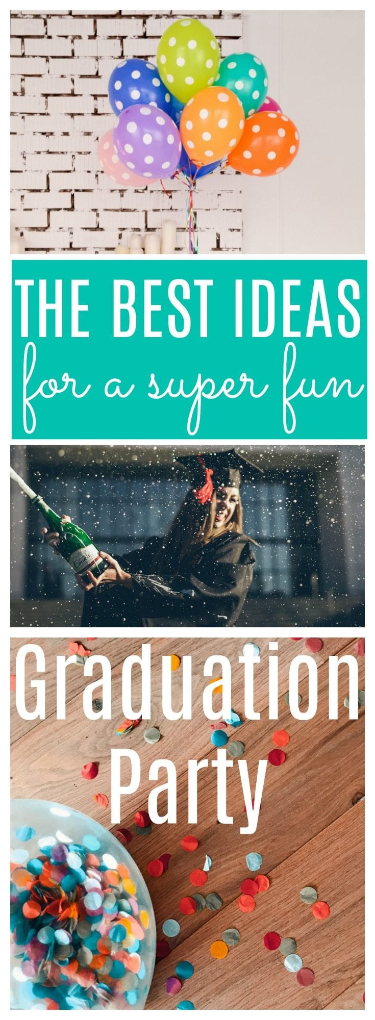 College Graduation Party Ideas For Her  Graduation Party Ideas How to Celebrate Your Senior s Big Day