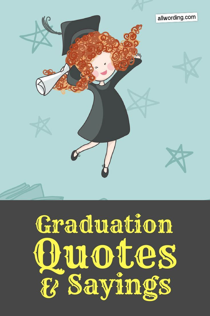 College Graduation Quote  25 best Best graduation quotes on Pinterest