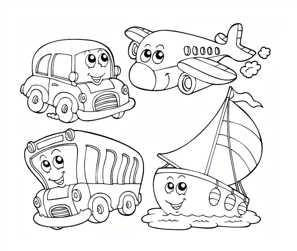 Coloring Book For Kids Pdf  Coloring Pages Free Printable Kindergarten Coloring Pages