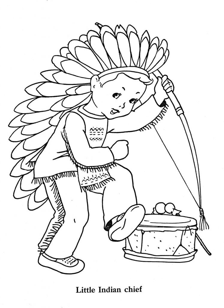 Coloring Pages For Toddler  Indian Coloring Pages Best Coloring Pages For Kids