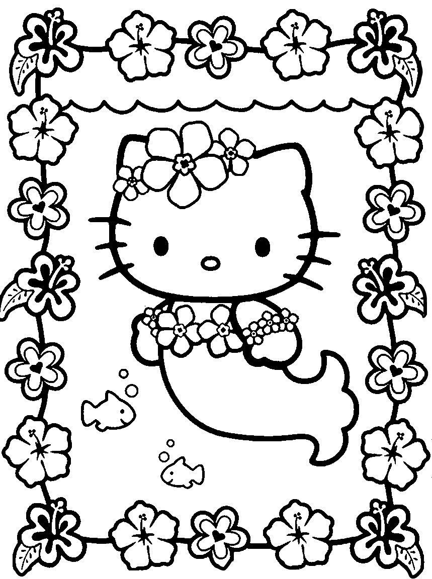 Coloring Pages For Toddler  Kawaii Coloring Pages Best Coloring Pages For Kids