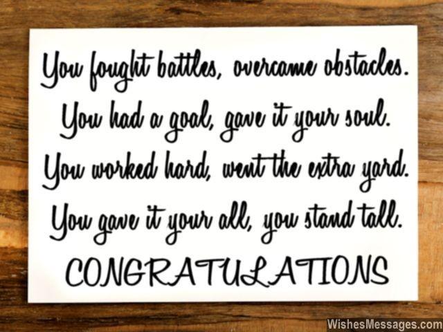 Congrats Graduation Quotes  Graduation Quotes and Messages Congratulations for