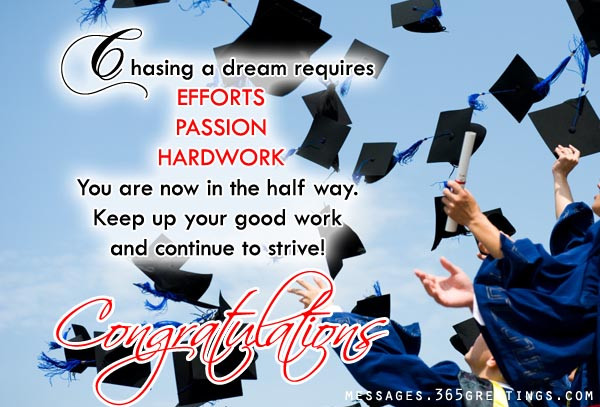 Congrats Graduation Quotes  30 Wonderful Congratulations Graduation Wishes