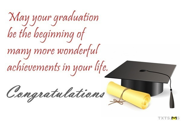 Congrats Graduation Quotes  Congratulations Wishes for Graduation Day Quotes