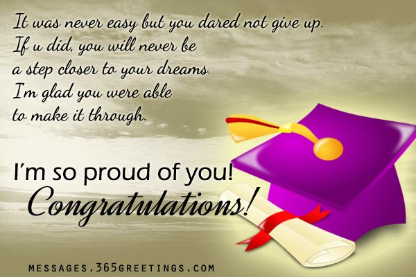 Congrats Graduation Quotes  Graduation Messages 365greetings