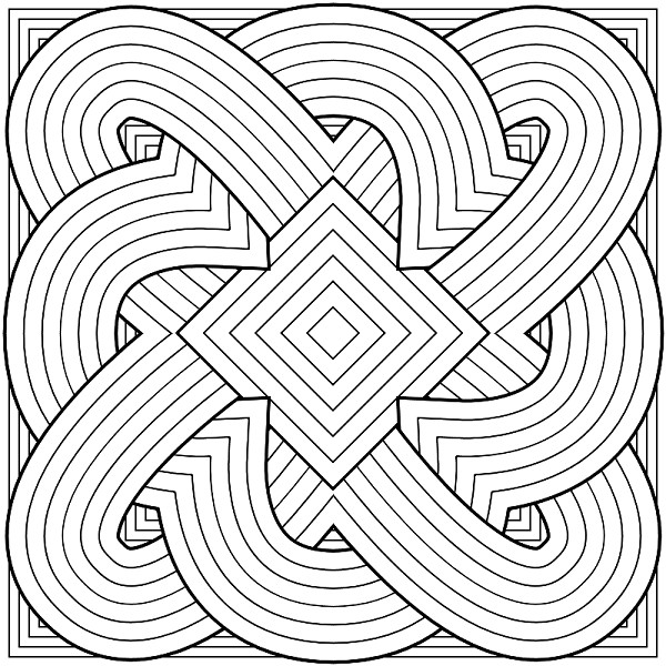 Cool Coloring Pages Boys Hard  Hard Coloring Pages For Boys dover Pinterest