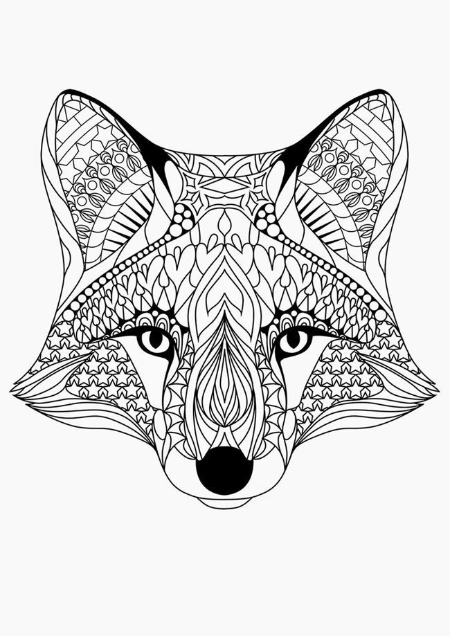 Cool Coloring Pages Boys Hard  Free Printable Coloring Pages for Adults 12 More Designs