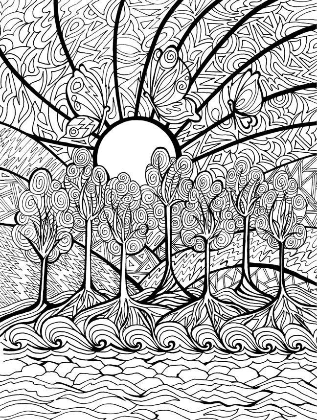 Cool Coloring Pages Boys Hard  Cool Hard Coloring Pages Coloring Home