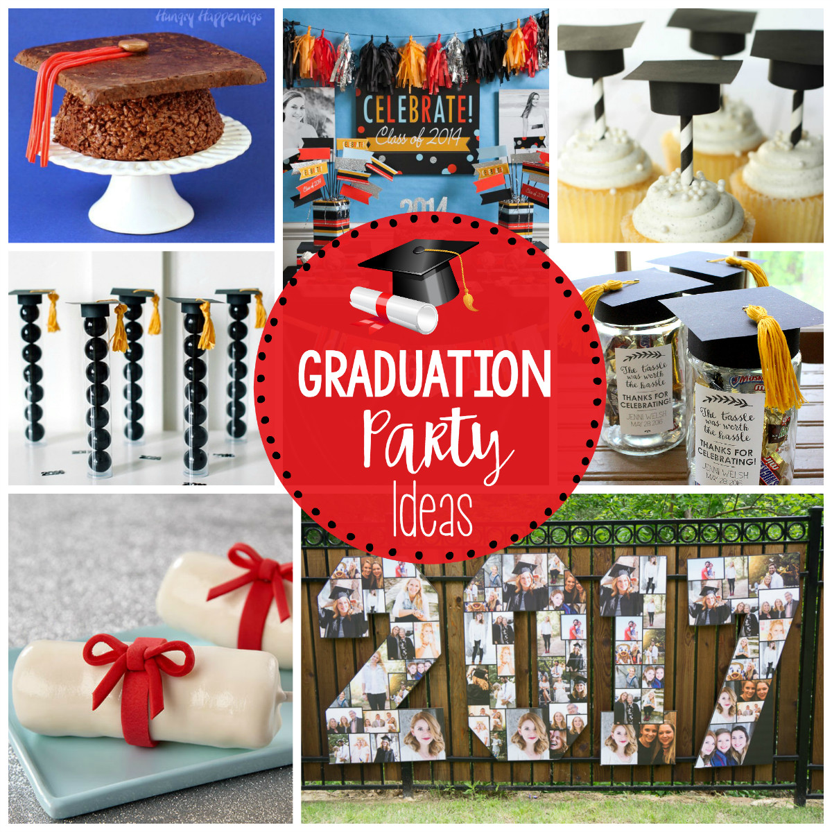 Cool Graduation Party Ideas  25 Fun Graduation Party Ideas – Fun Squared