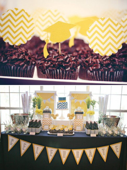 Cool Graduation Party Ideas  25 Graduation Party Ideas And Graduation Party Printables