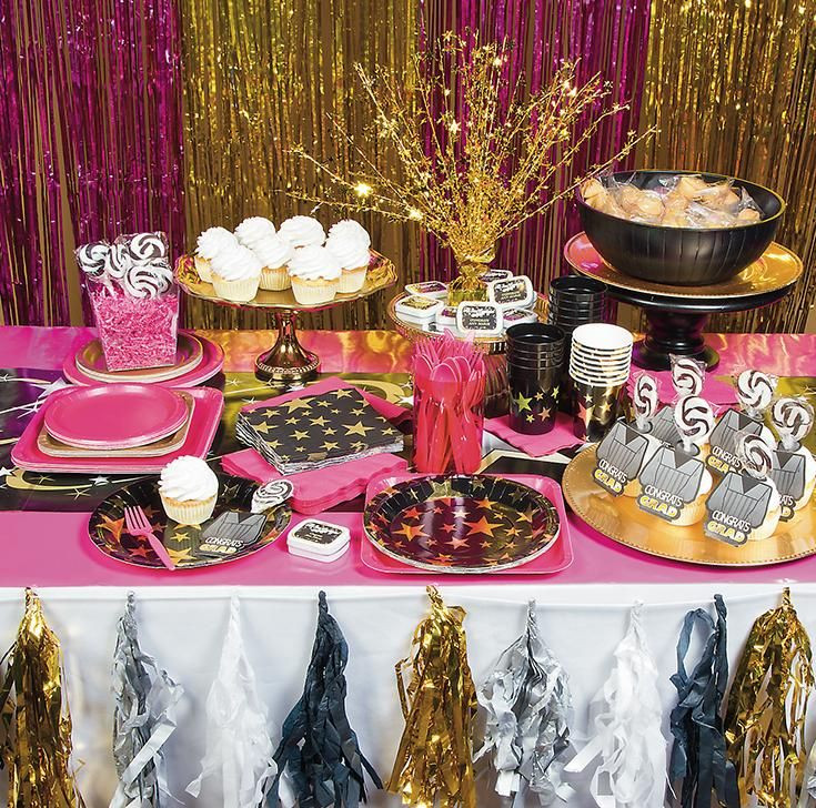 Cool Graduation Party Ideas  Celebrate your graduation girl with graduation party