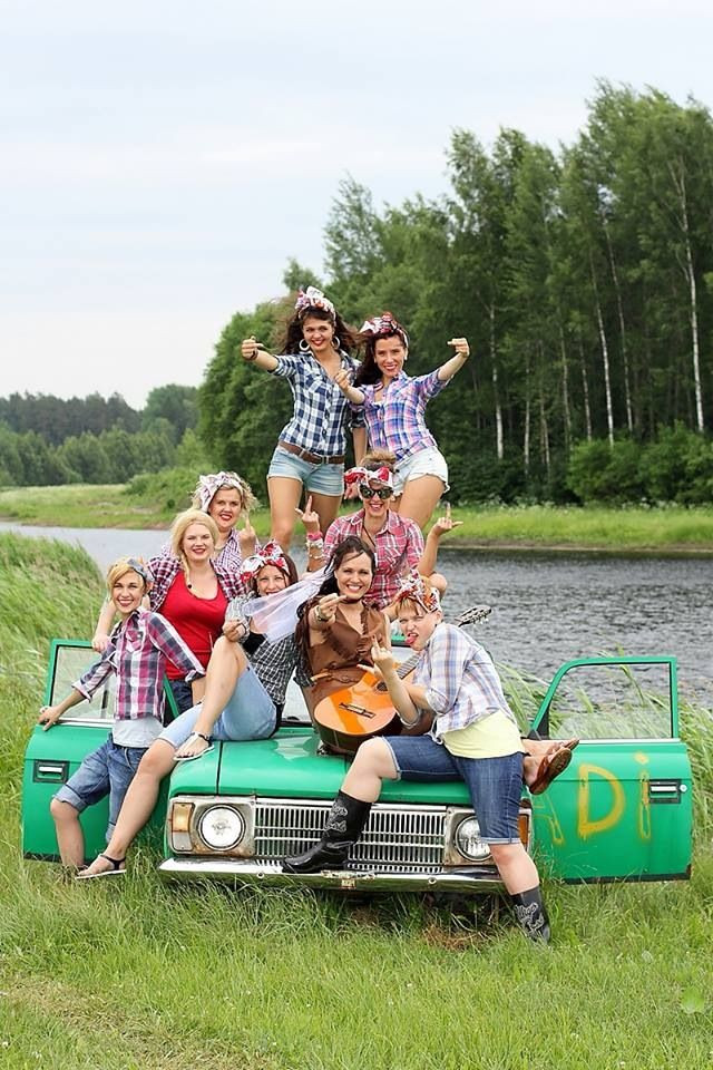 Country Bachelorette Party Ideas  Bachelorette party dresscode idea Country Style idea