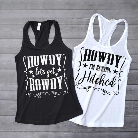 Country Bachelorette Party Ideas  Country Bachelorette Shirts Whiskey Bent and Veil Bound