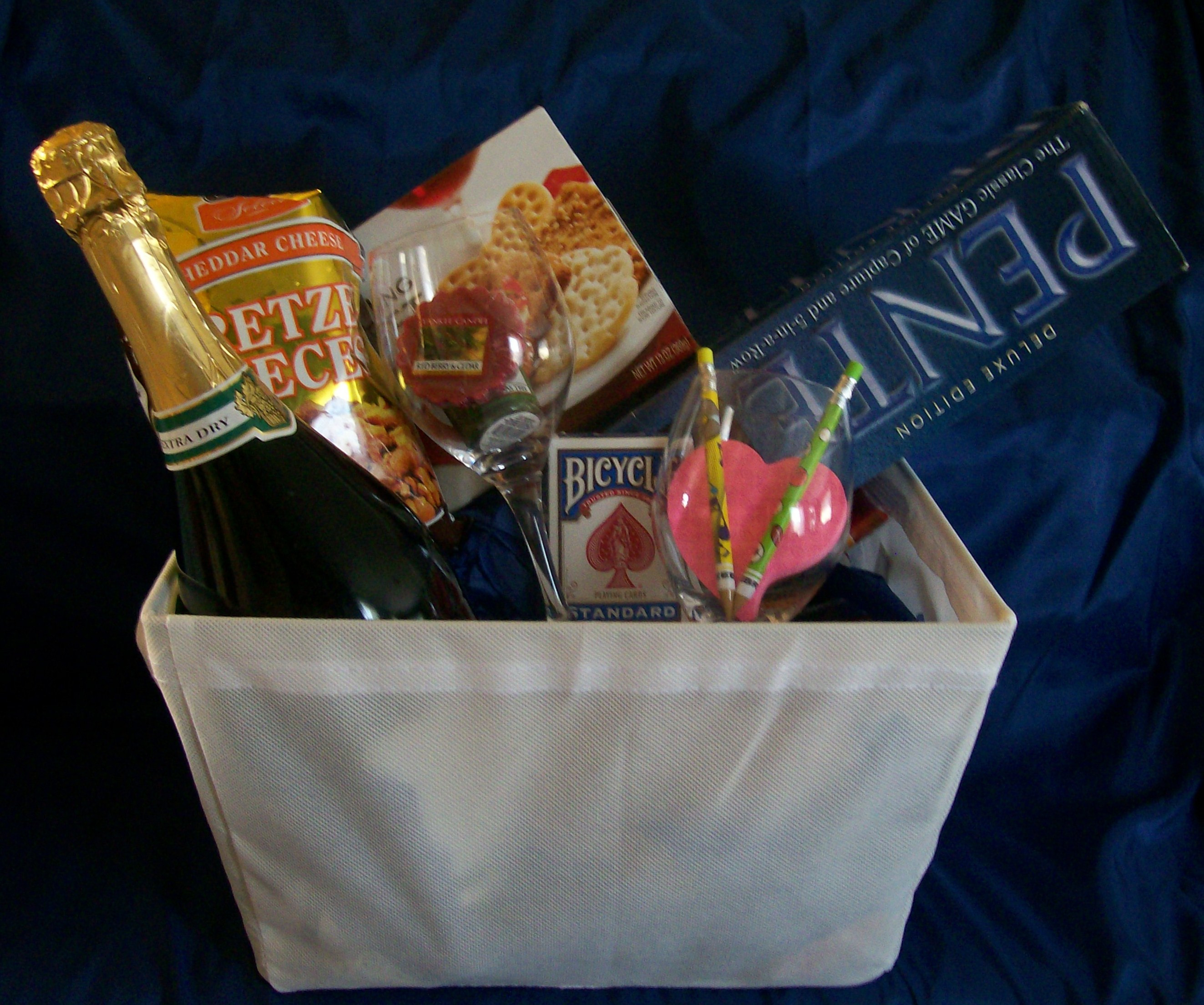 Couples Gift Basket Ideas  December 2011 – All About Fun and Games