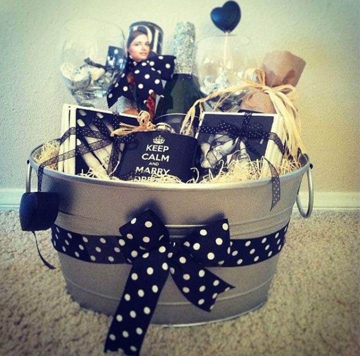 Couples Gift Basket Ideas  15 Out The Box Engagement Gifts Ideas For Your Favorite