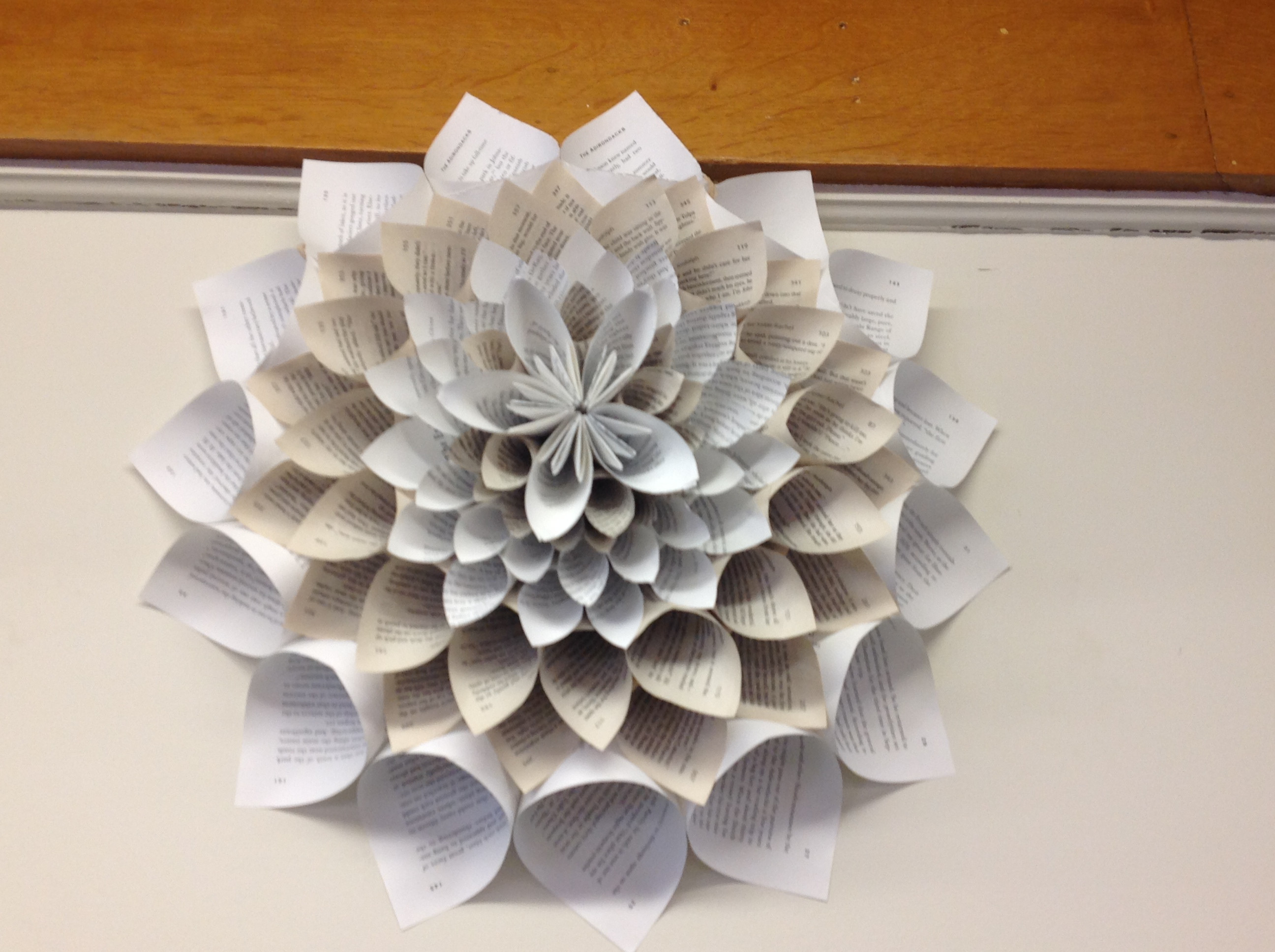 Craft For Adults  Book Craft at Greenfield Public Library Library as