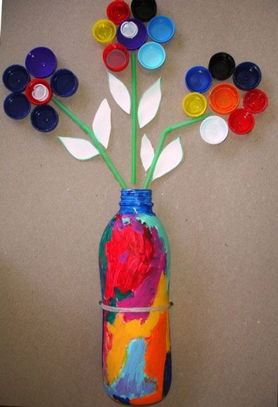 Craft Ideas For Kids With Waste Material  Fed Up of Waste Materials It s Time to Recycle Them