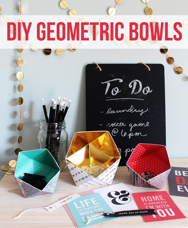 Crafts To Do At Home For Adults  47 Fun Pinterest Crafts That Aren t Impossible