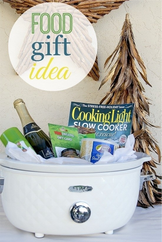Crock Pot Gift Basket Ideas  Do it Yourself Gift Basket Ideas for Any and All Occasions
