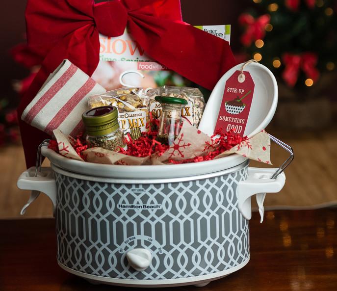Crock Pot Gift Basket Ideas  Slow Cooker Hacks Everyday Good Thinking
