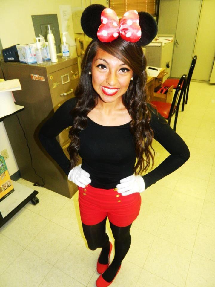 Cute DIY Costumes  Cute DIY Minnie Mouse costume