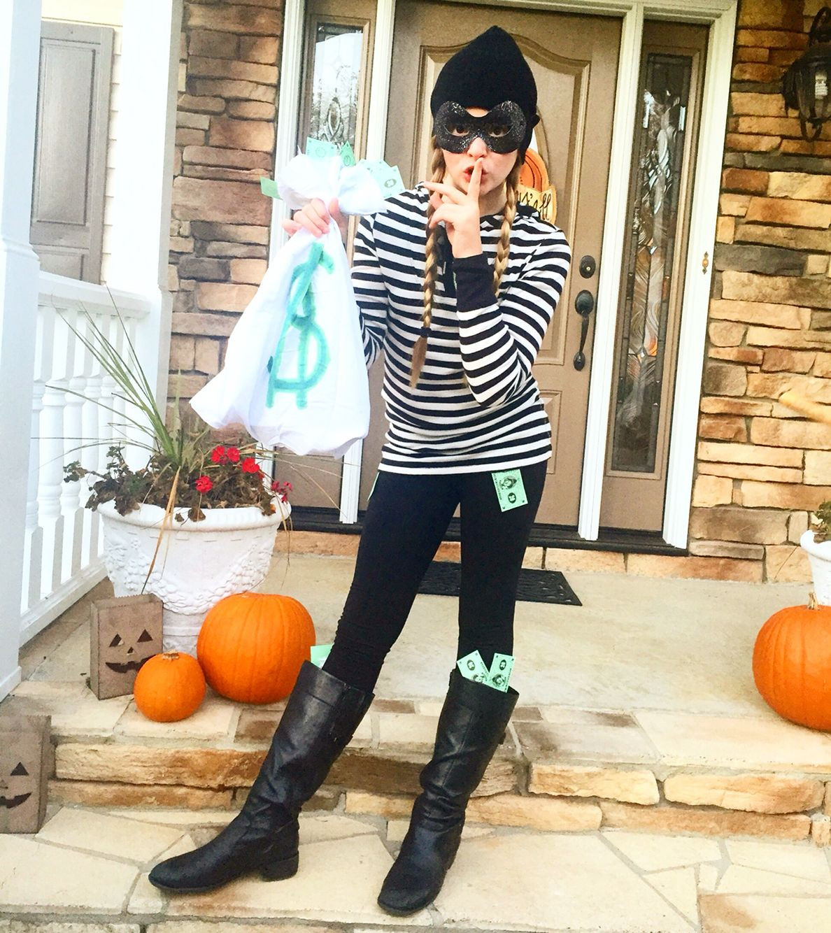 Cute DIY Costumes  Tween Halloween Costume Cheap easy and cute DIY