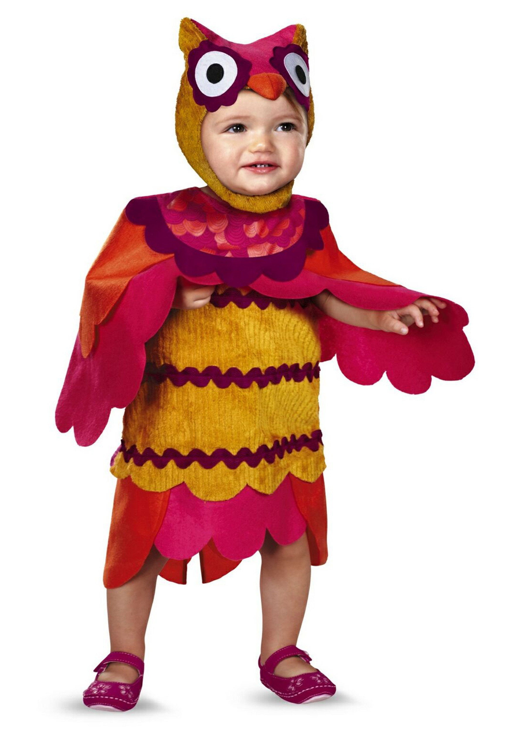 Cute DIY Costumes  Baby Cute Owl Costume