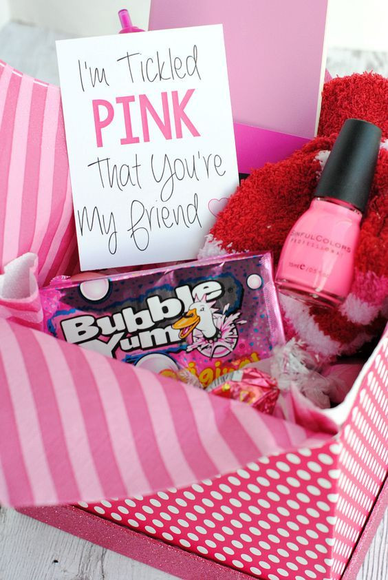 Cute Gift Ideas For Your Girlfriend  1000 ideas about Friend Birthday Gifts on Pinterest