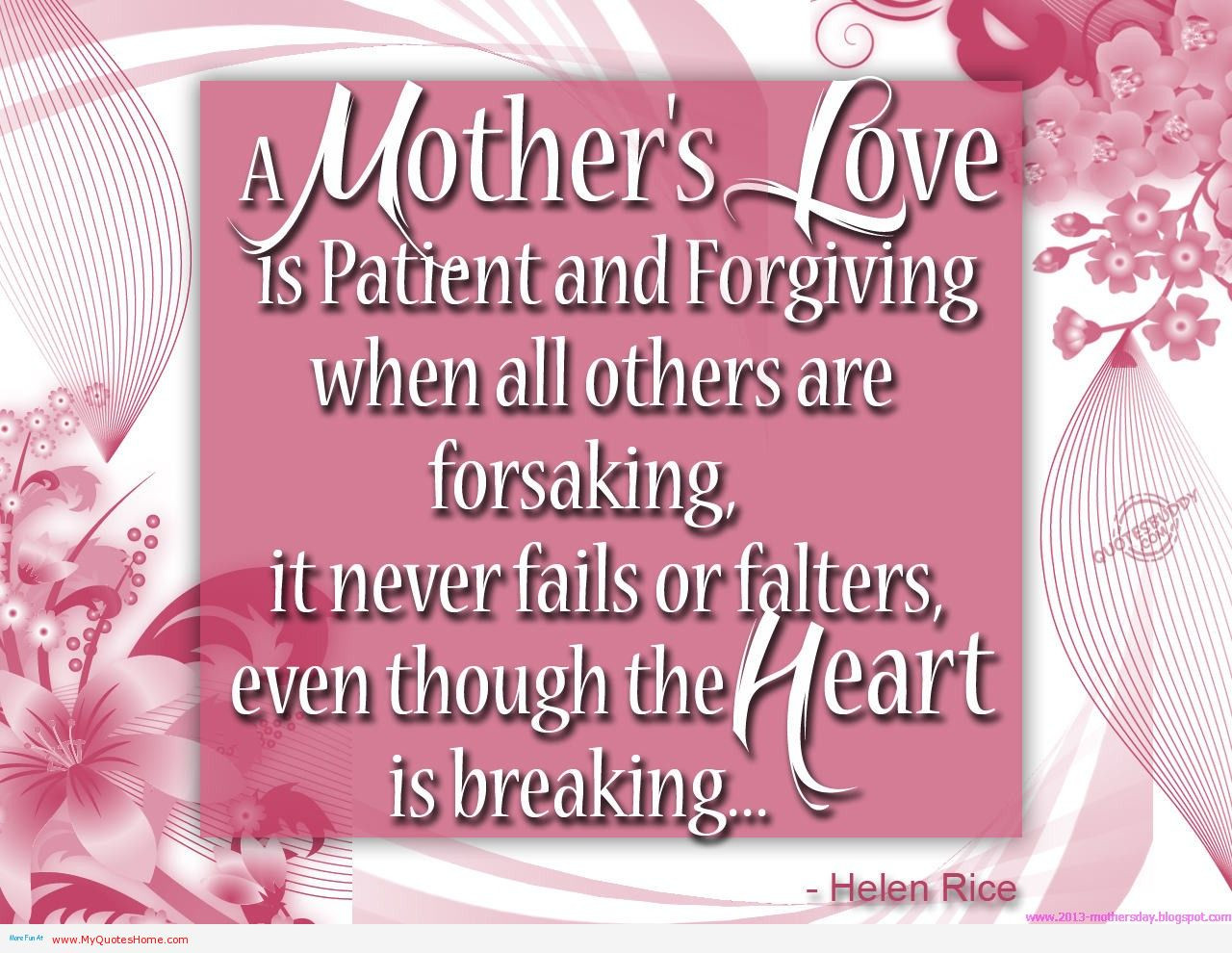 Cute Mothers Day Quotes  35 Adorable Quotes About Mothers – The WoW Style