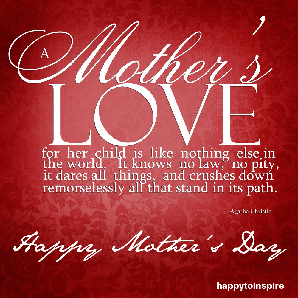 Cute Mothers Day Quotes  20 Inspirational Mother s Day Quotes