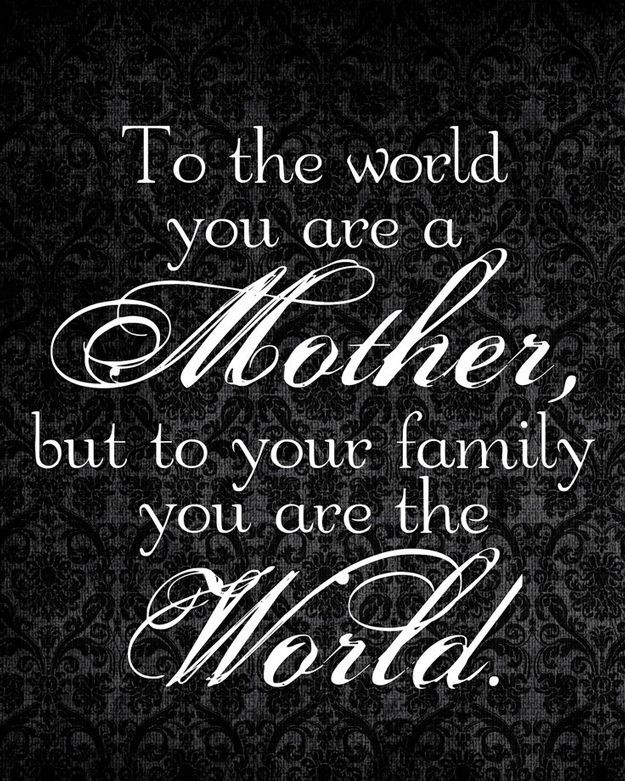 Cute Mothers Day Quotes  Mother s Day Quotes Clever